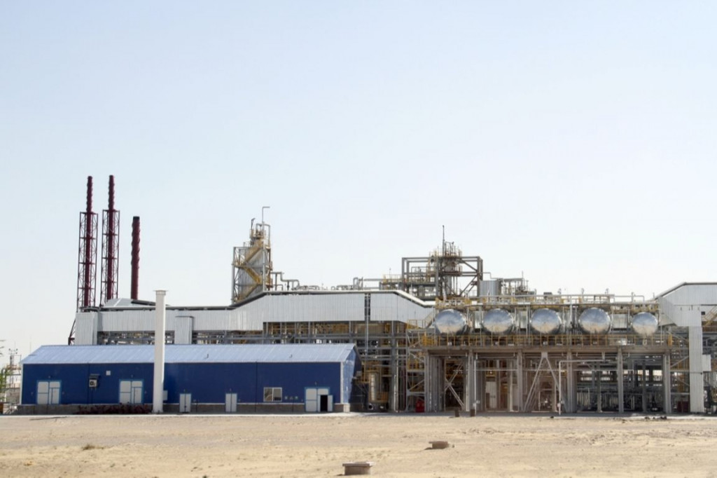 Seyidi refinery ensured high growth rates in the production of petroleum products