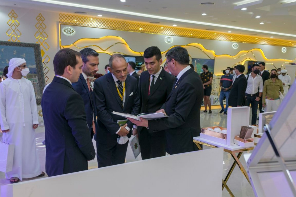 President of Turkmenistan: the exhibition «EXPO-2020» will strengthen the constructive dialogue between the states of the planet