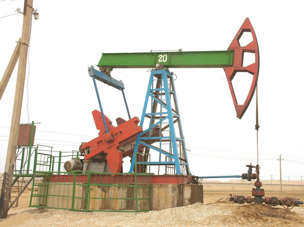 """The volume of production of """"black gold"""" is growing due to the gas lift method"""