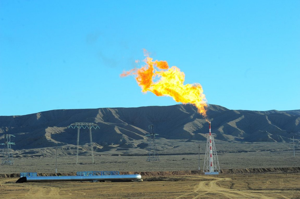 Turkmenistan increased production and export of natural gas