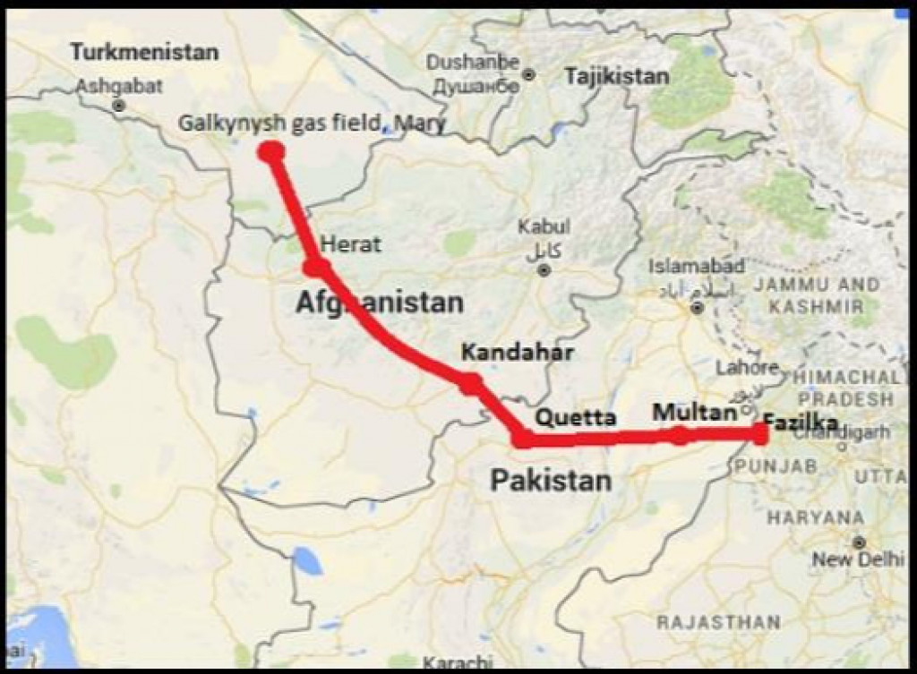 TAPI and other infrastructure projects – Turkmenistan's contribution to the peaceful development of Afghanistan