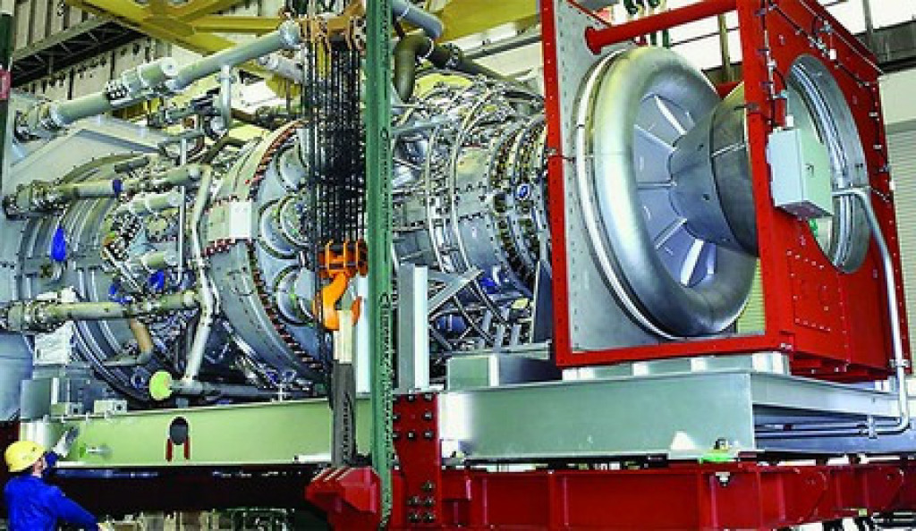 A gas turbine power plant is being prepared for commissioning in Chardzhev etrap