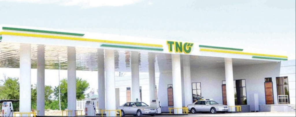 Gas station on the Mary-Turkmenabat highway was put into operation after reconstruction