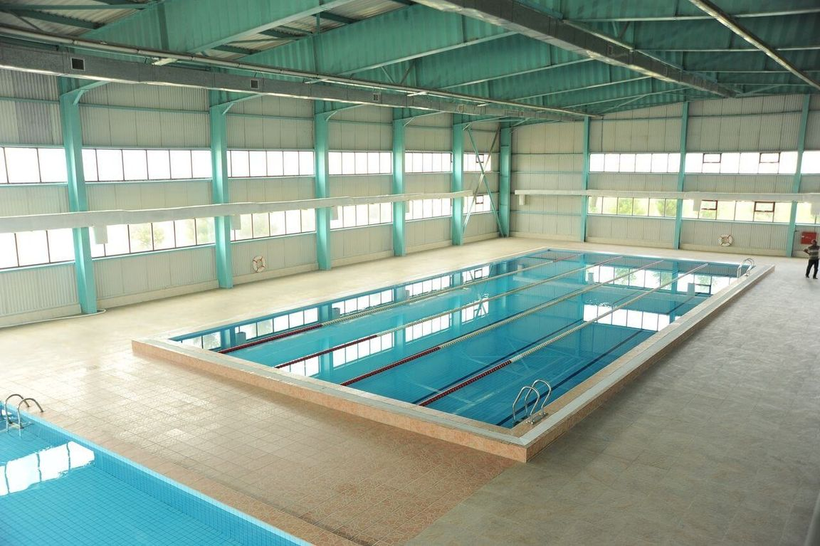 Physical culture and recreation complex