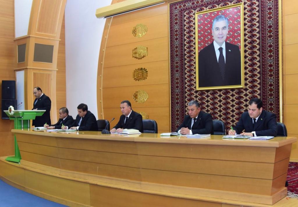 Labor victories of the Lebapgazchykarysh management