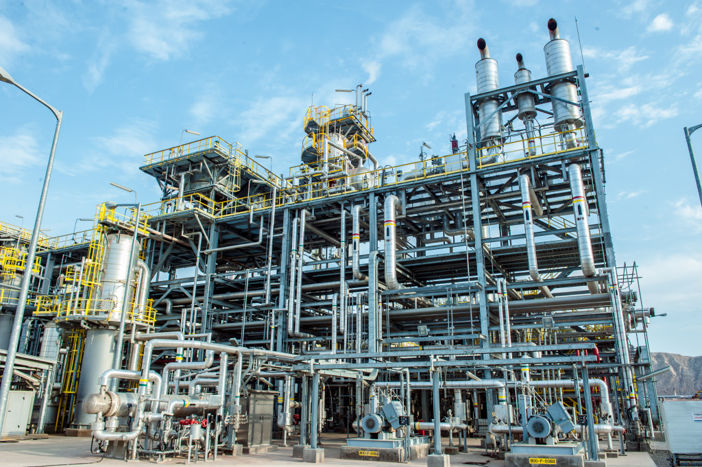 TCOR exceeded the plan for the production of gasoline and liquefied gas in five months