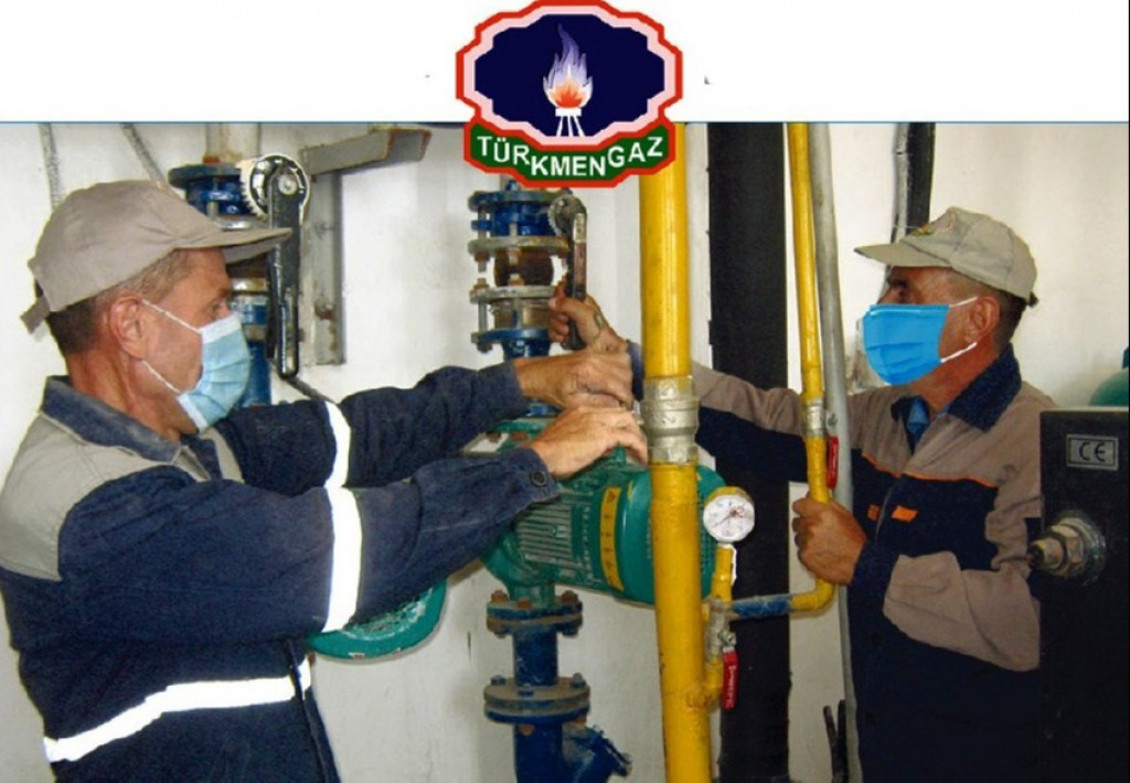 Preparation of gas networks for the autumn-winter period is underway in the Dashoguz region