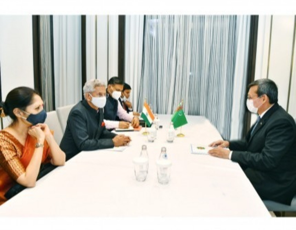 The Foreign Ministers of Turkmenistan and India discussed the priorities of cooperation, including on the TAPI project
