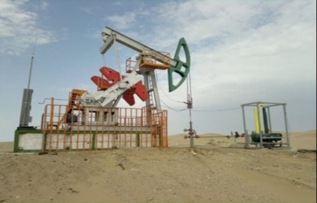 Gamyshlydzhanebit: 361.4 thousand tons of oil produced in six months