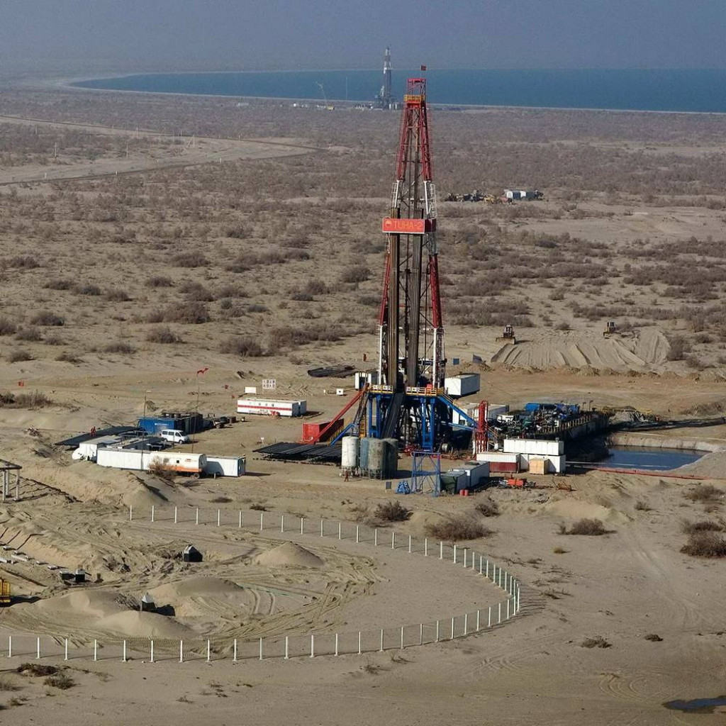 Old oil fields are being developed again in Balkan velayat