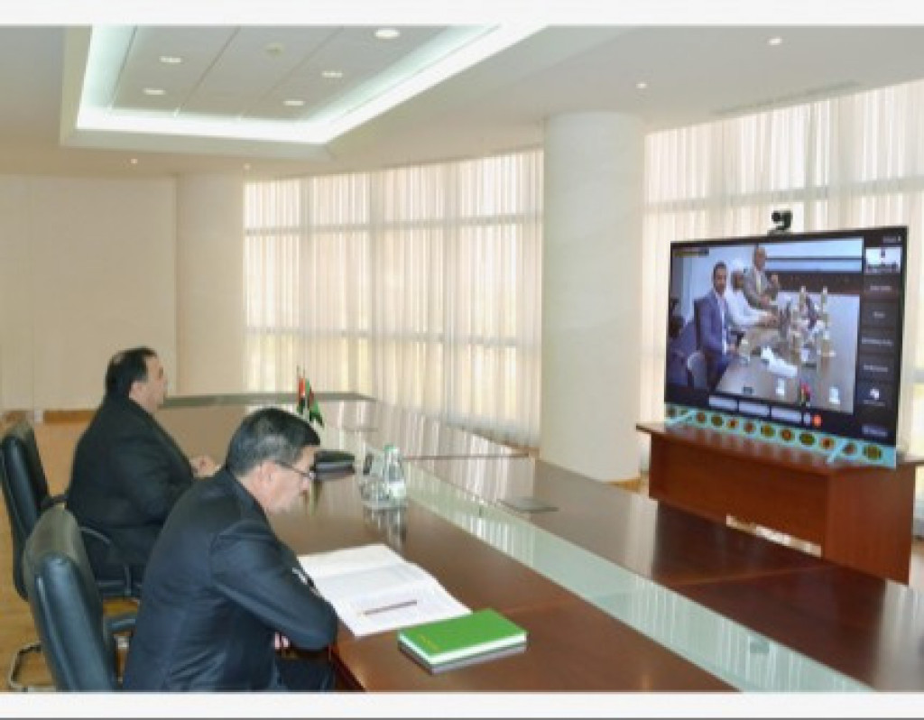Organizational issues of participation of Turkmenistan in «EXPO-2020 Dubai» were discussed