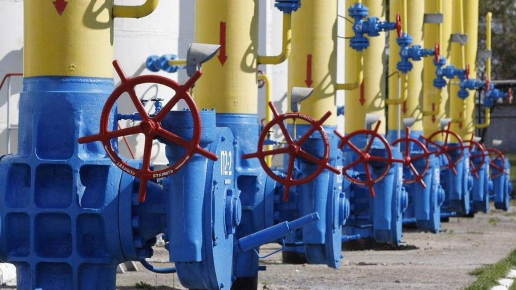 Gas price in Europe for the first time in history rose to $1000 per thousand cubic meters