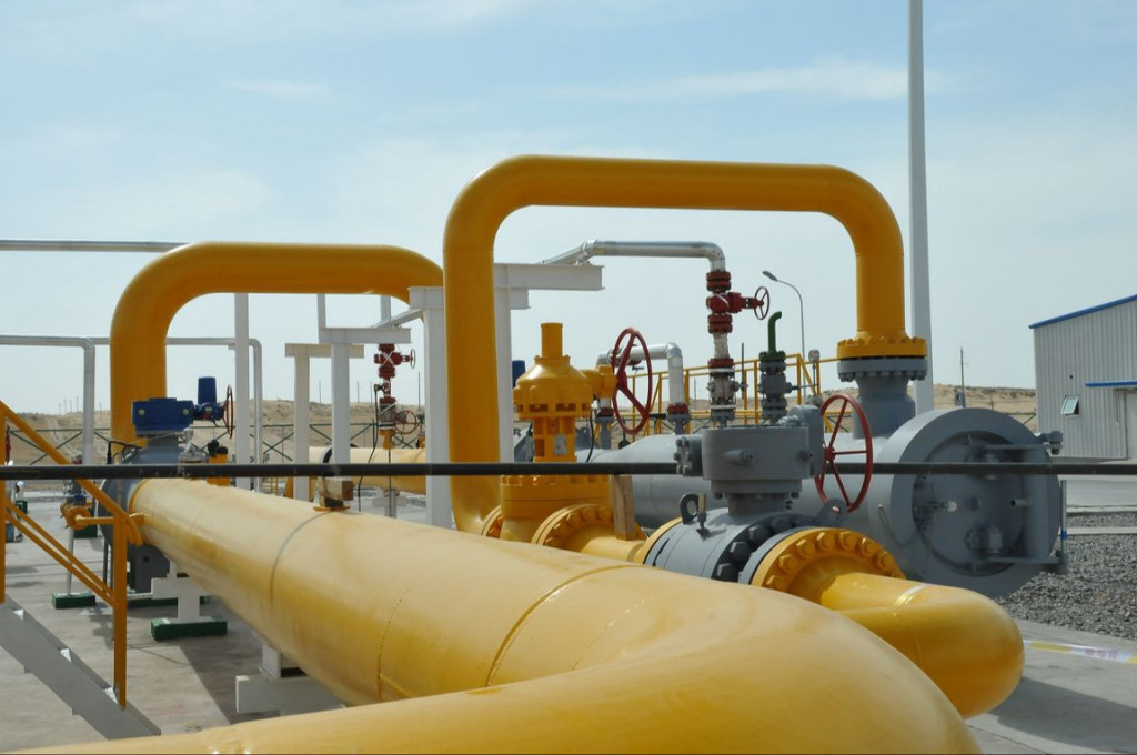 The resource base of the Turkmenistan-China gas pipeline is being strengthened